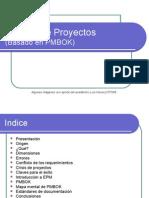 Gestión de Proyectos Bases
