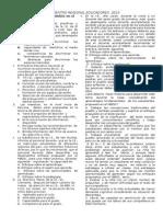 Resolucin de Cuestionario-Enero 2015