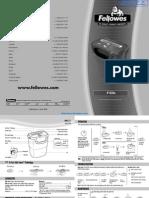 Fellowes Powershred P-57Cs Paper Shredder - 3205701