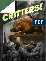 Critters!, v. 1.0