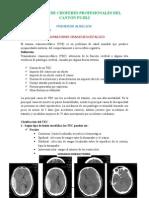 Traumatismo Craneoencefalico P Auxilios