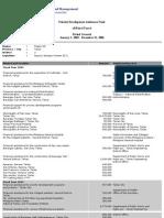 BSA3 PDAF 2003-05