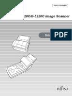 Fujitsu FI 5120C image scanner manual