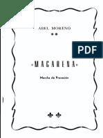 Macarena - Abel Moreno