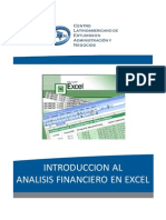 Analisis Financiero en Excel