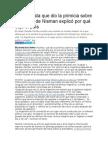 El Periodista Que Dio La Primicia Sobre La Muerte de Nisman Explicó Por Qué Dejó El País
