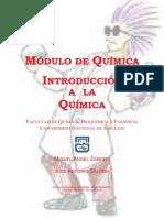 Modulo de Quimica