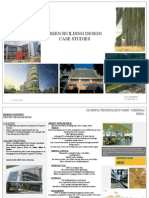 Case Studies of Sustainable Buildings