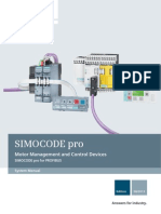 Manual Simocode Pro Profibus en-us