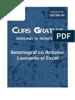 Robofun Curs Arduino-Lectia15-SeismografCuExcel