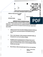 2008 Amended Motion to Reinstate Bond