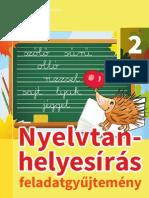 Nyelvtan Helyesiras Munkafuzet 2