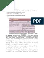 P.1 Identificación de Electrolitos y No Electrolitos