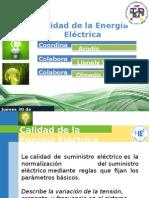 Presentacion DiseñoLineas&Subestaciones CalidadEnergia2014