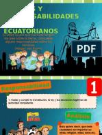 Responsabilidades de los ecuatorianos