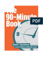 The 90 Minute Book
