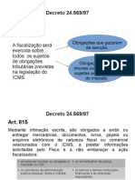 Decreto ICMS