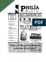Edição 02  - PHILIA
