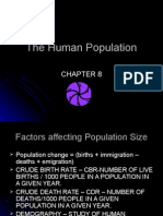 the human population ppt