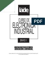 Curso de Electronica Industrial 1
