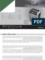 Fellowes Intellishred PS-79Ci Paper Shredder - 3227901