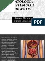 patologie sistem digestiv