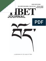 Tibet Journal Medicine