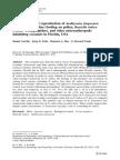 Development and reproduction of Amblyseius largoensis (Acari