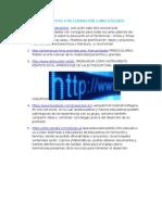 Sitios Web de Apoyo a Mi Formación Como Docente