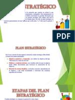 Plan Estrategico Instuticionales