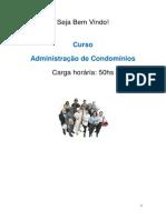 Curso Administração de Condomínios
