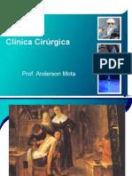 Clínica Cirúrgica Aula 01