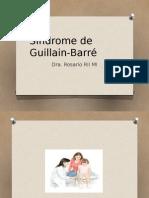 Síndrome de Guillain-Barré.pptx