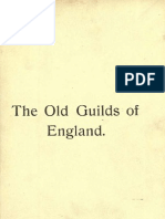 The Old Guilds of England - F Armitage