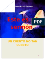 Este Es Mi Sermón - Trabajo Filosofico-literario