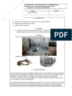Guía de laboratorio de un Motor Trifásico