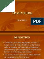 Admixture( Chap1 BEC210)