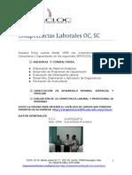 CV Competencias Laborales OC