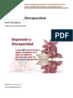 Depresion y Discapacidad