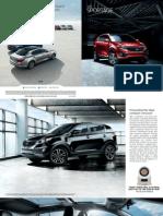 2015 Sportage Brochure
