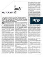 1994 La mascarade de Genève_Nouvel Obs