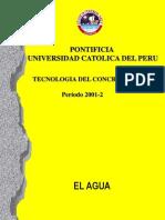 4AGUA para concreto
