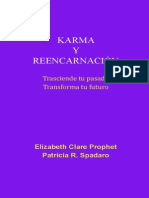 Karma y Reencarnación