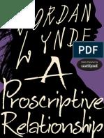 A Proscriptive Relationship Pdf