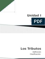 Unidad I Los Tributos- Clasificacion