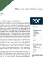 VEN_Los Disidentes y El Arte Abstracto « Museo de Arte Moderno Juan Astorga Anta