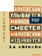 La Chinche(c.1) - Vladimir Valdimirovich Maiakovs