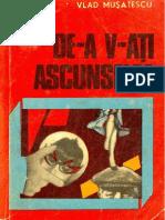 Vlad Musatescu de-a V-Ati Ascunselea; Extravagantul Conan Doi