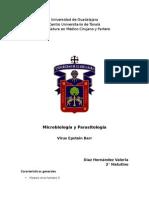 Virus Epstein Barr (Monografía)