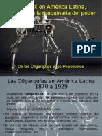 Populismos en América Latina